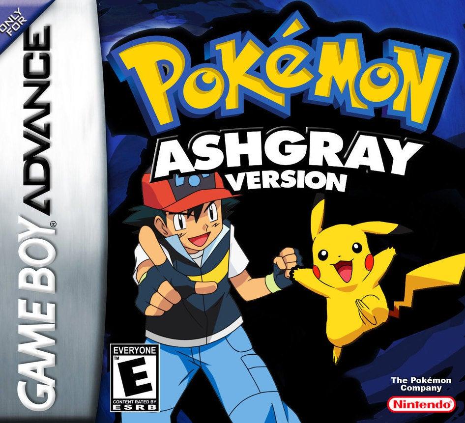 Pokémon Ash Gray Beta 4.5.3 [GBA] - ShinyGyarados